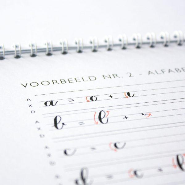 Handleiding kalligrafie