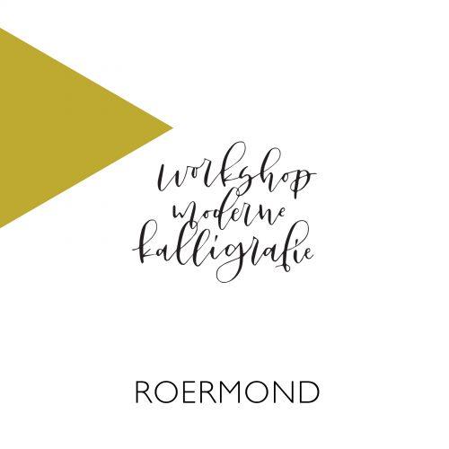 Moderne kalligrafie Roermond