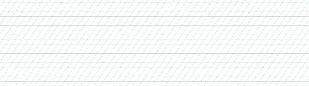 Wonderlijk Kalligrafie hulplijnen - download - Studio Rosanne SA-66