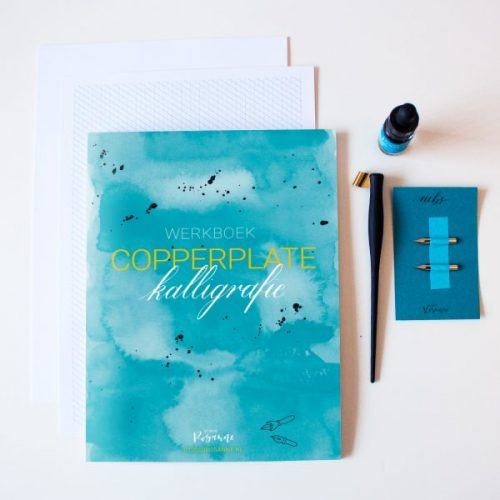 Copperplate kalligrafie starterset
