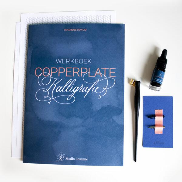 Kalligrafie starter set copperplate