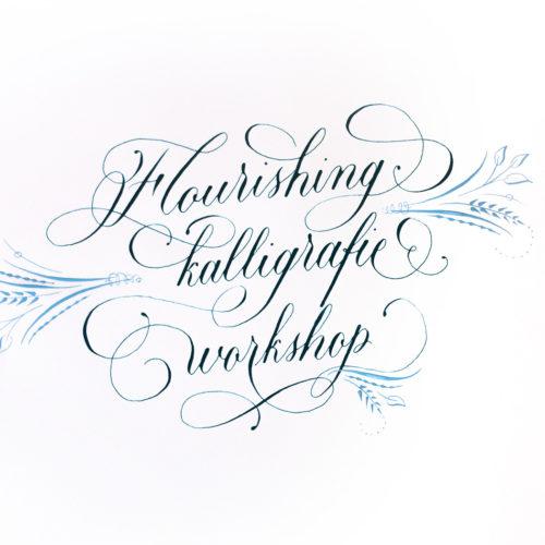 Flourishing workshop online