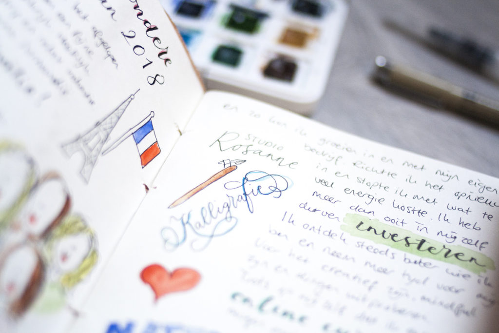 Kalligrafie Studio Rosanne