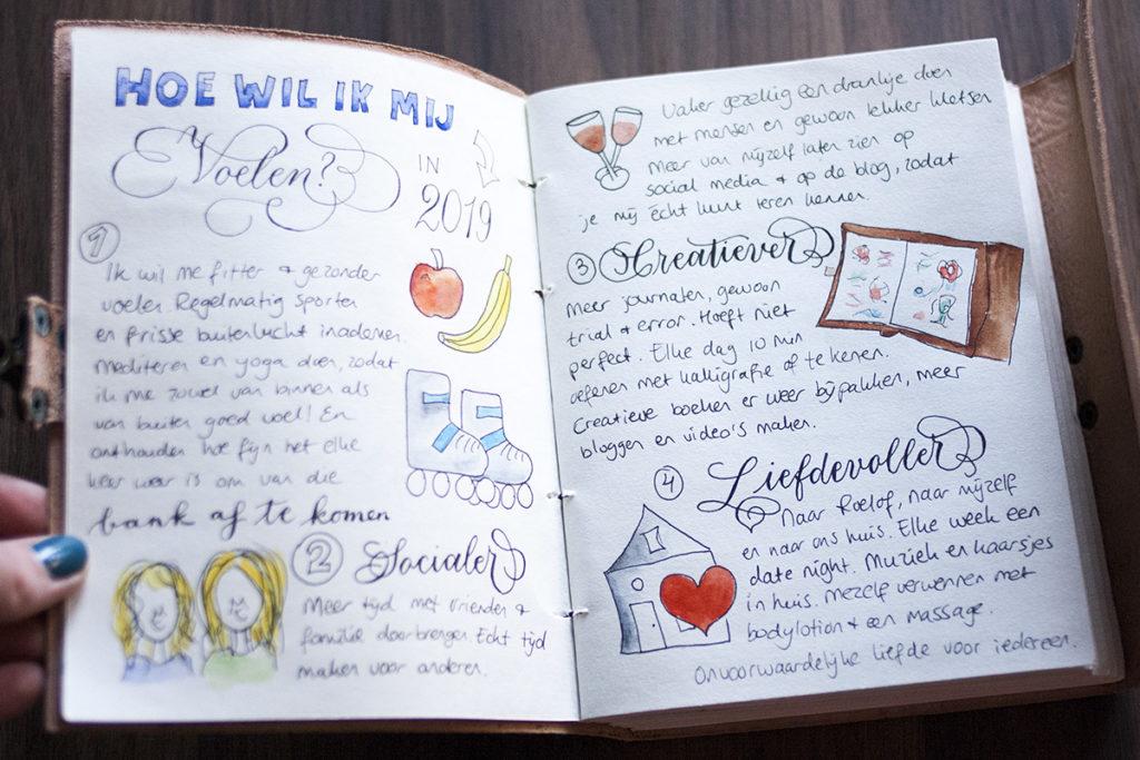creatief journal