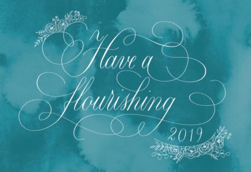 Have a flourishing 2019