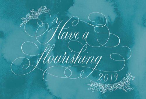 Have a flourishing 2019