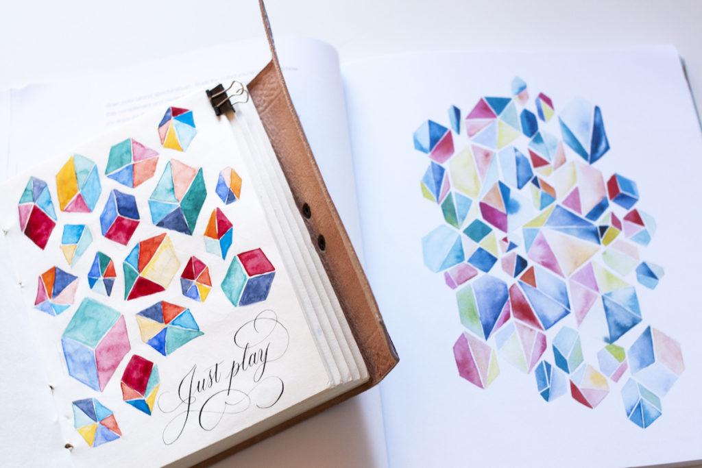 watercolor jenna rainey