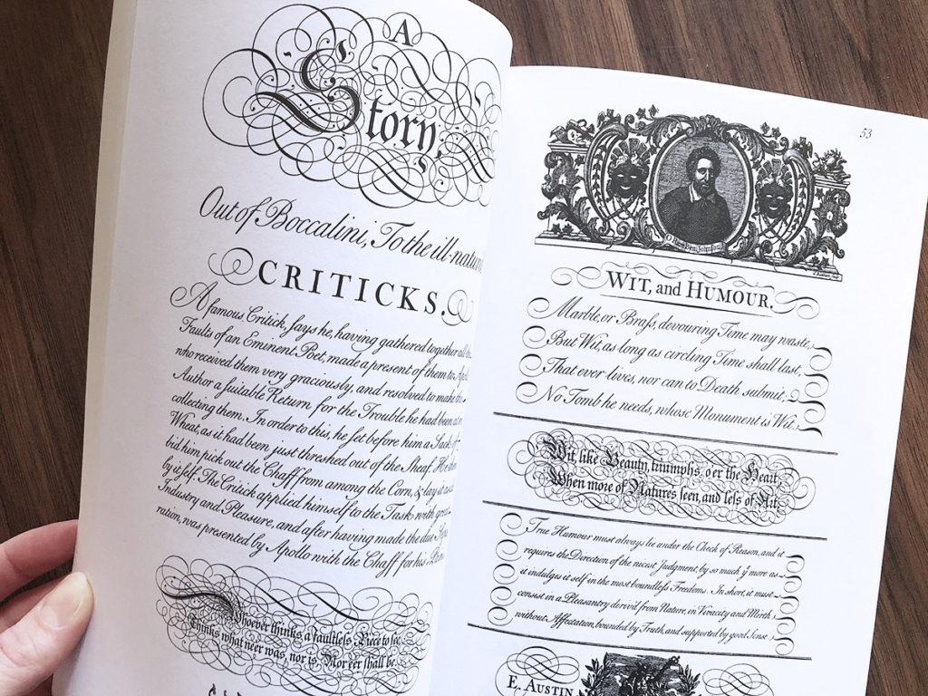 De geschiedenis van kalligrafie stijlen alfabetten