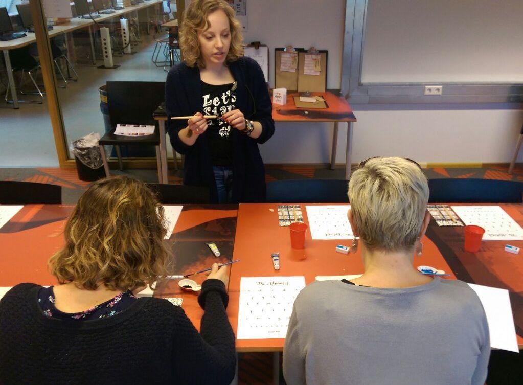 Eerste workshop