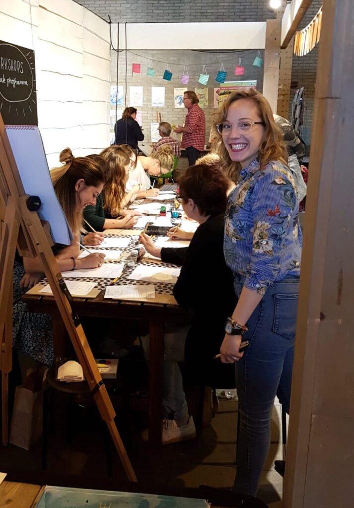 Mini workshop Paper Passion 2018